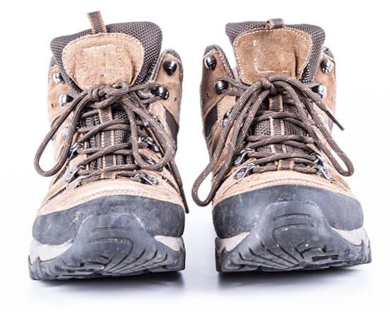 microfibre per calzature